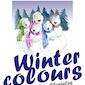 Winter colours