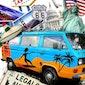A Trip to the USA - Dansschool Nele