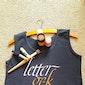 Kalligrafie: Letters op textiel