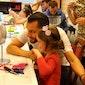 Volzet: Vader - Dochter Hairstyling Workshop