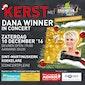 Kerstconcert Dana Winner