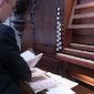 Orgel op Maandag: Organist + koor Cantando spelen Praetorius