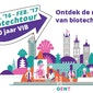De VIB-biotechtour van 6 december tot 13 januari in Gent!