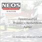 Neos Aalter in kerstsfeer