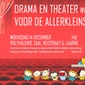 Drama en Theaterworkshop (4-6jr)