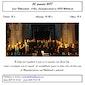 Great Joy in concert o.l.v. Karine Calomme