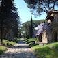 De oude via Appia