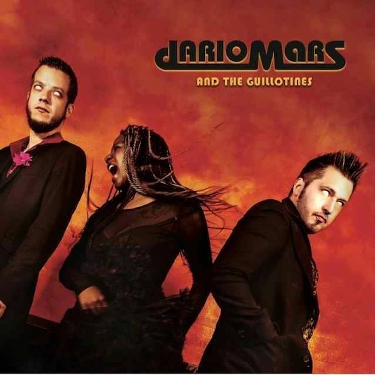 Afbeeldingsresultaat voor Mars, Dario & The Guillotines-The Last Soap Bubble Crash
