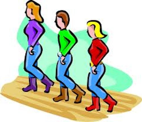Lessen linedance