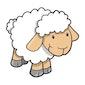 Grabbelpas - Charlotte het schaap