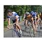 Fietshappening met retrokoers en kampioenschap traag fietsen