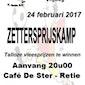 Zettersprijskamp Supportersclub K. Retie S.K.