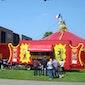 Het circus Pepino komt naar Kruishoutem, april 2017