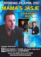 Mama's Jasje, Steve Ryckier en beatboxer Devoo