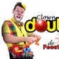 Clown Doubie: de feestkomeet.