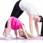 Yoga voor kind en ouder