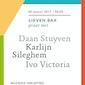 'Wolstraat 7' ontvangt Daan Stuyven, Karlijn Sileghem en Ivo Victoria