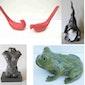 Workshop : maken van beeld, buste of eigen creatie