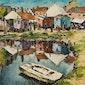 Viering 120ste verjaardag van kunstschilder Roger De Backer