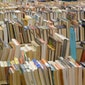 Boekenverkoop in de bib!