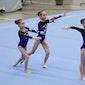 Provinciale voorronde acrobatische gymnastiek