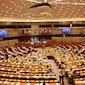 Vip-arrangement in het Europarlement - Volzet