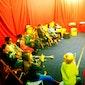 Gratis percussie oefensessies voor kinderen van de lagere school