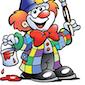 Clownmobiel knutselen