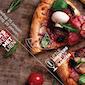 Pizza's bakken in LBWG