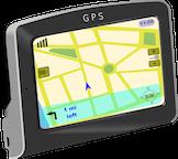 Wandel -en fiets GPS
