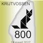 800 Krijtvossen 800