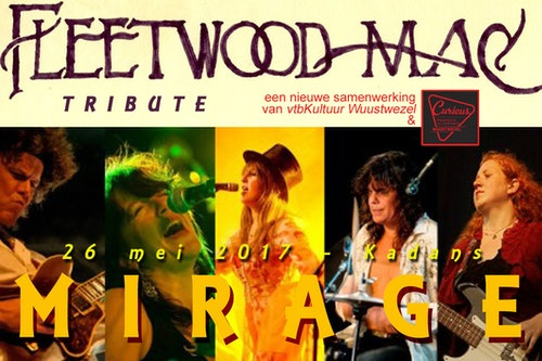 Mirage - tribute to Fleetwood Mac