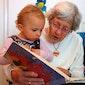 Voorlezen aan baby's, peuters  en kleuters