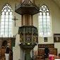 Erfgoed leeft - Bezoek aan de Heilige-Kruisverheffingkerk in Sint-Kruis