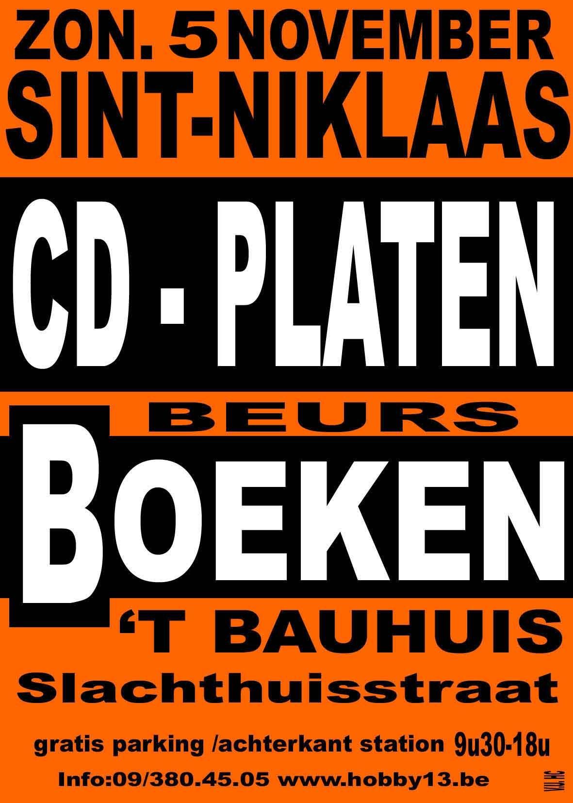 Cd & Platenbeurs +...