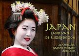 DIGITALE PROJECTIE: JAPAN, LAND VAN DE RIJZENDE ZON
