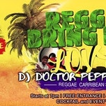 "Reggae Bring Back Love Part.6 afterwork event ""Caribbean Style"""