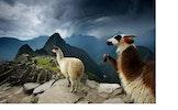 Machu Picchu en Oud-Peru