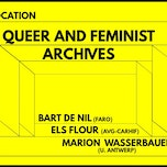 Relocation : Queer and Feminist Archives