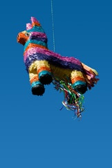 Piñata's maken