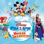 Disney On Ice - Le Voyage Imaginaire