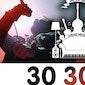 30 artiesten // 30 huiskamers // 30 april (30 30 30)