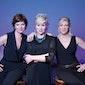 EUROvizie  / Geena Lisa, Andrea Croonenberghs & Chelsy
