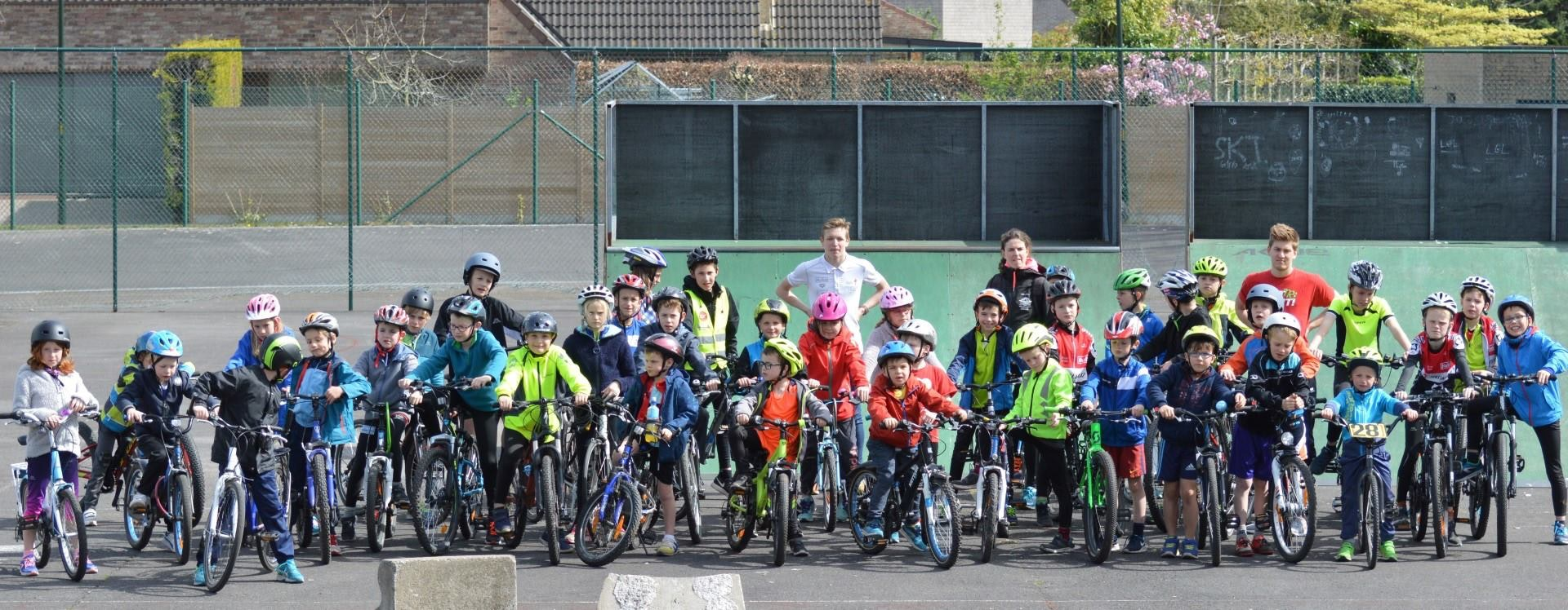 Vriendjesdag Triatlonschool Meetjesland