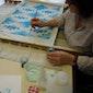 Buren bij Kunstenaars 2017: Kunstacademie Poperinge Schilderkunst