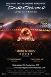 Concert: David Gilmour - Live at Pompeii