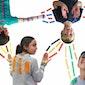 Katrien Oosterlinck // massage-collage (workshop bij Het WOLK - NEST)