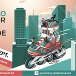 Wiko Roller Bike Parade