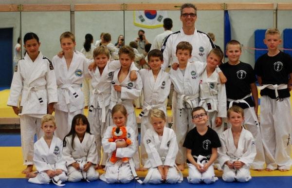 Gratis proeflessen Taekwon-Do voor jong en ouder