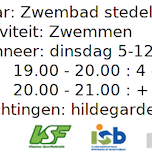 Zwemmen: gratis initiatie of open training